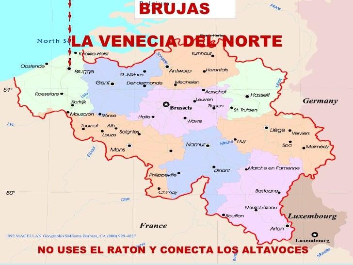 Brujas La Venecia Del Norte