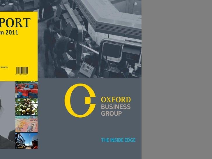 Oxford Business Group Brunei