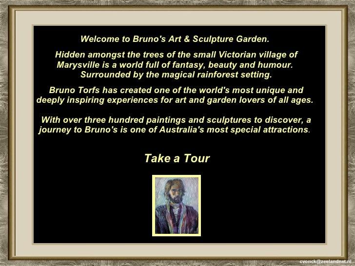 Brunos Art&Sculpture Garden