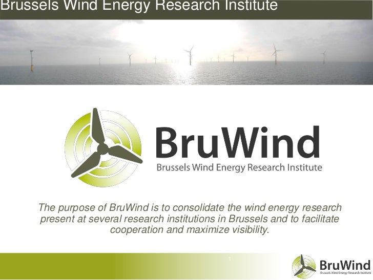 BruWind Research Topics