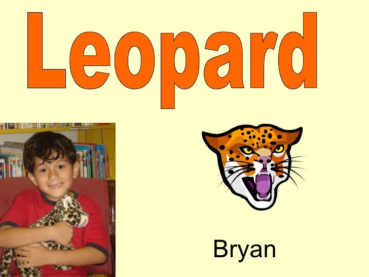 Leopard Bryan