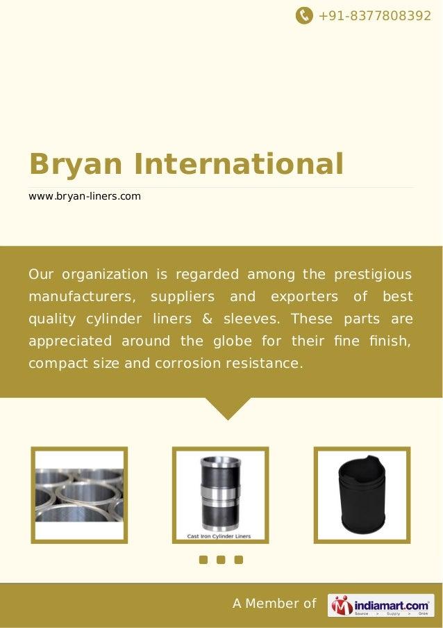 Bryan international