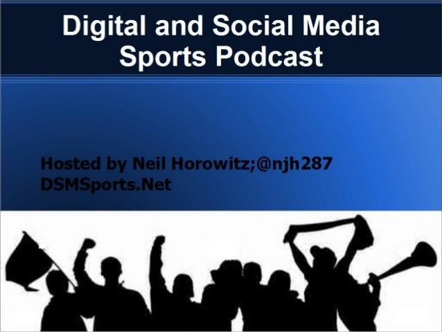 Digital and Social Media Sports Podcast, Episode 1 with Bryan Srabian of the San Francisco Giants What follows are some in...