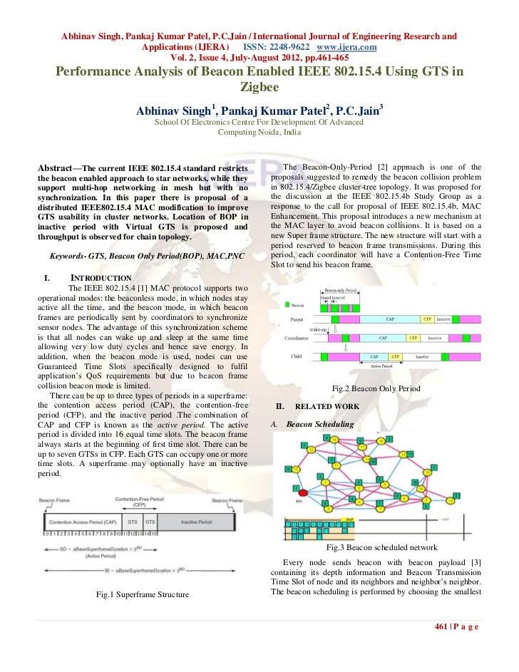 Abhinav Singh, Pankaj Kumar Patel, P.C.Jain / International Journal of Engineering Research and                          A...
