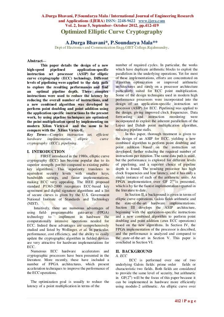 A.Durga Bhavani, P.Soundarya Mala / International Journal of Engineering Research                 and Applications (IJERA)...