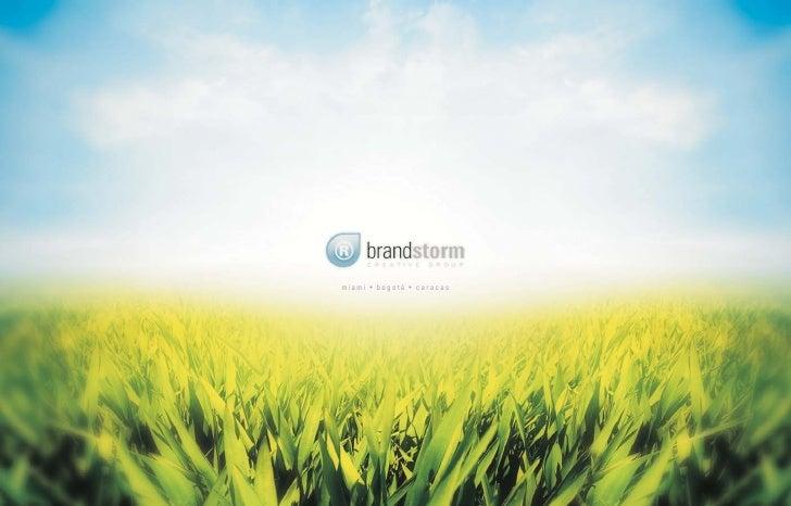 Brandstorm Creative Group Portfolio