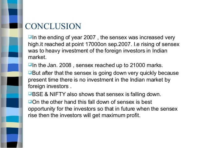 conclusion to inflation in india