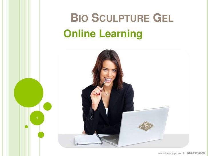 Bio Sculpture Online Learning Stappen