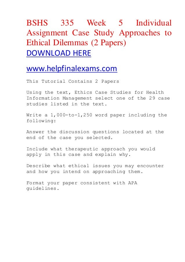 ethical dilemma essay ideas An ethical dilemma arises when the clients and health care providers differ in their understanding of what is right or wrong (narrigan, 2004.