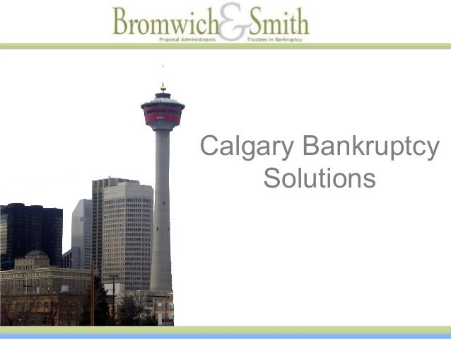Calgary Bankruptcy Solutions