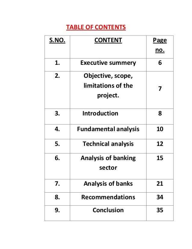 Research paper writing help quality in banking sector