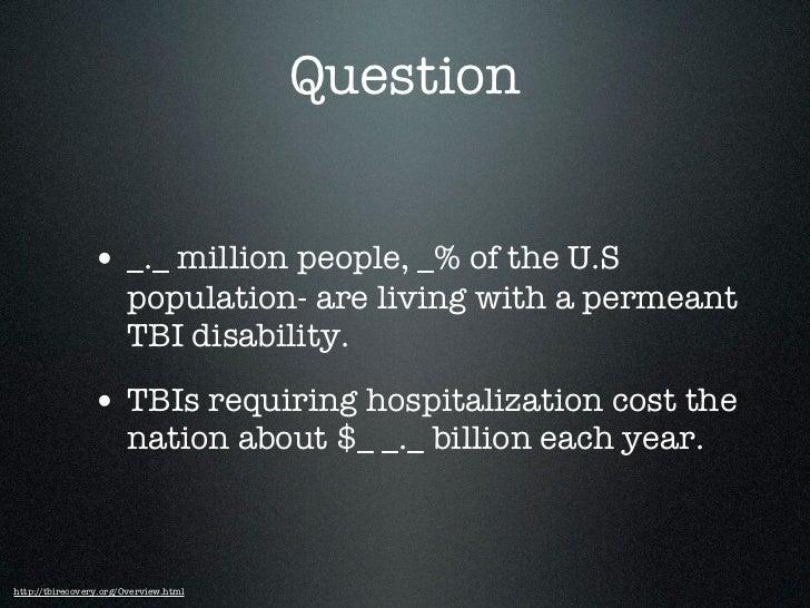 Head Trauma Question?
