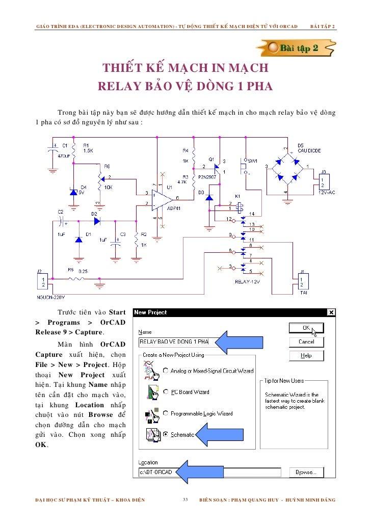 Bt 03 mach relay bao ve dong 1 pha
