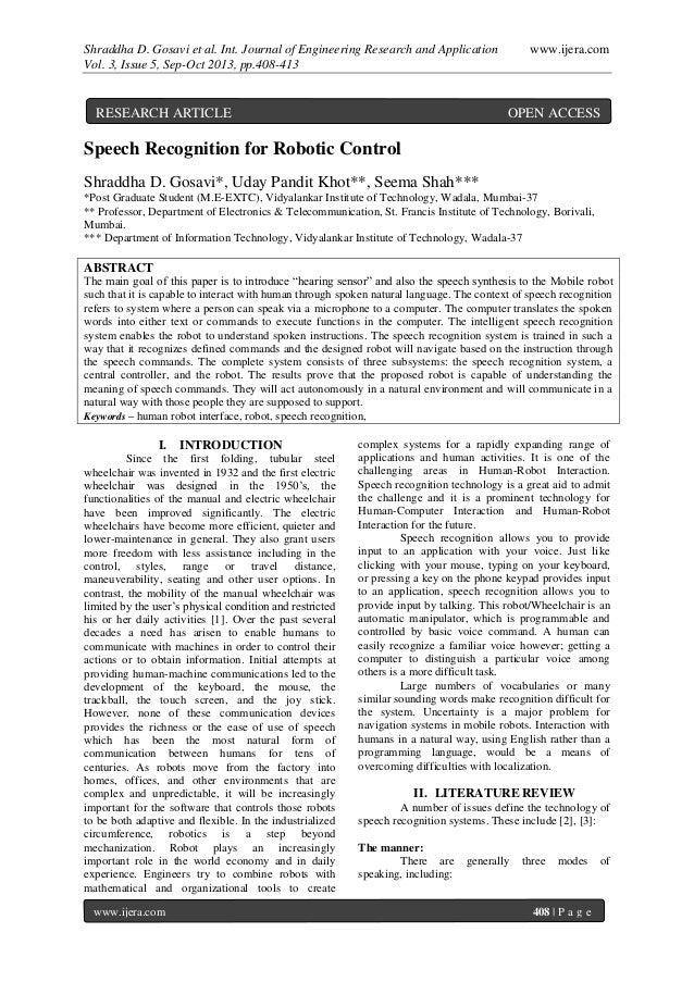Shraddha D. Gosavi et al. Int. Journal of Engineering Research and Application www.ijera.com Vol. 3, Issue 5, Sep-Oct 2013...
