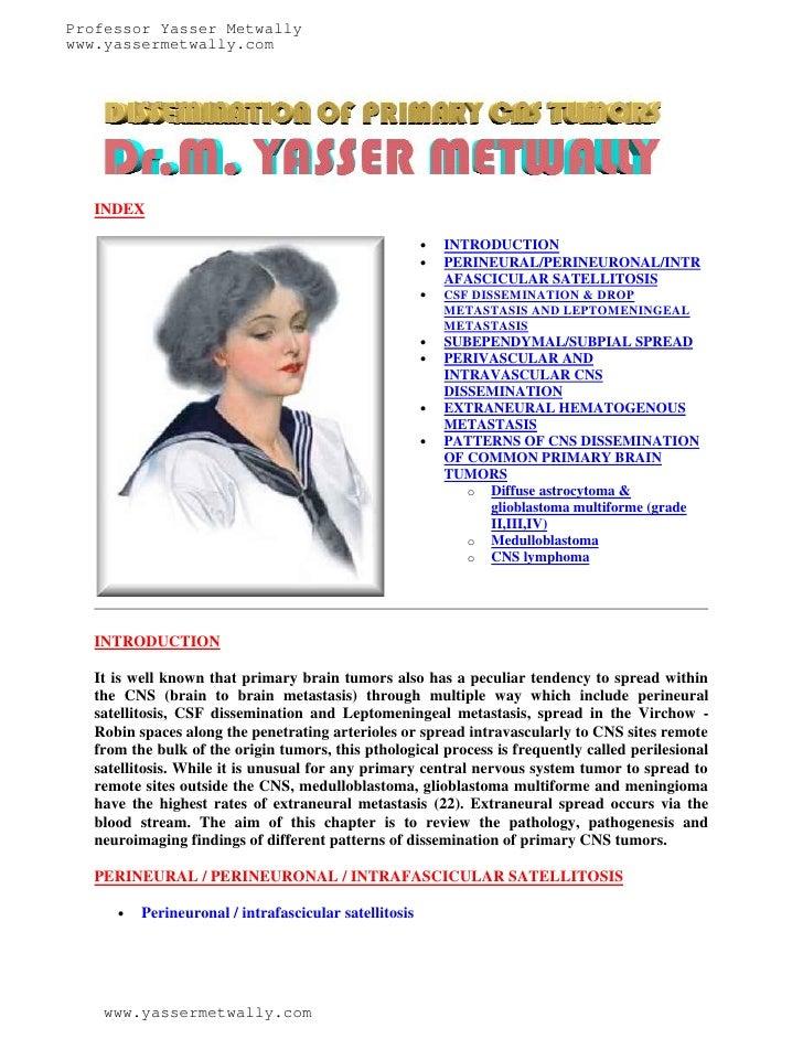 Professor Yasser Metwallywww.yassermetwally.com   INDEX                                                           INTRODU...