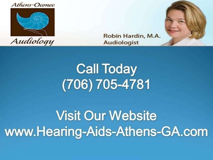 BTE Hearing Aids Athens GA
