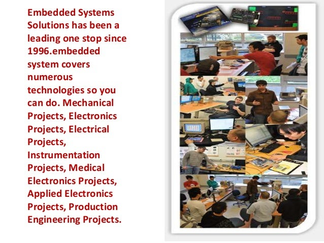 embedded systems projects This paper explains techniques for managing embedded system projects that have proved successful by the author the three parameter equation of.
