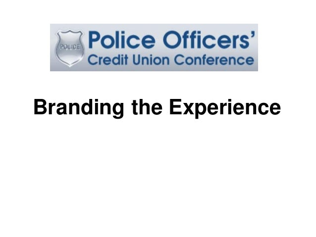 Branding the Experience