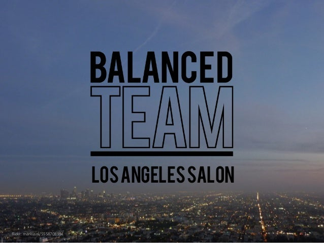 Balanced Team LA Salon