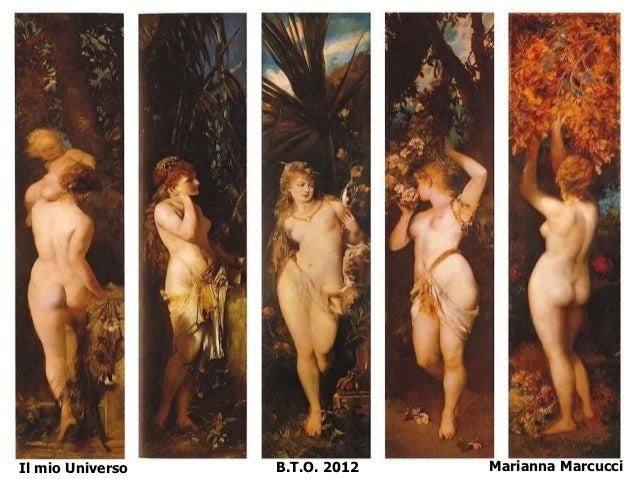 Il mio Universo   B.T.O. 2012   Marianna Marcucci