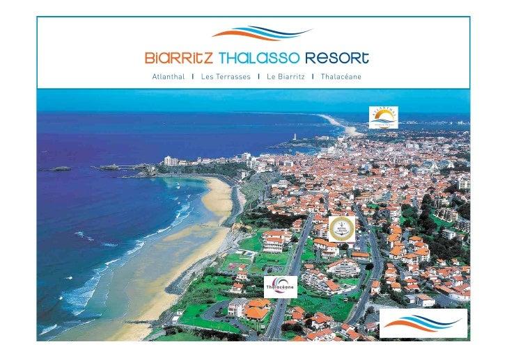 Notre offre     Comités d'Entreprise      Cures de Thalassothérapie avec hébergement  - Biarritz ou Anglet en Hôtels 2** e...