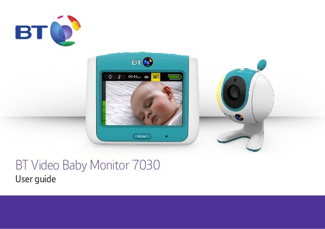 bt video baby monitor 7030 user guide. Black Bedroom Furniture Sets. Home Design Ideas
