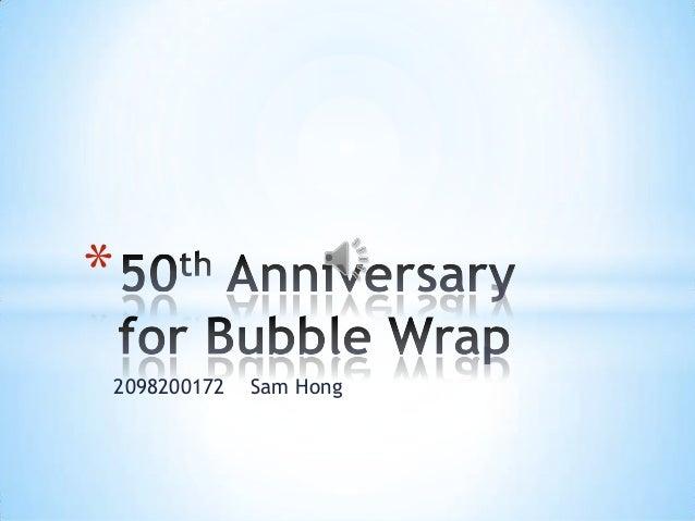 * 2098200172  Sam Hong