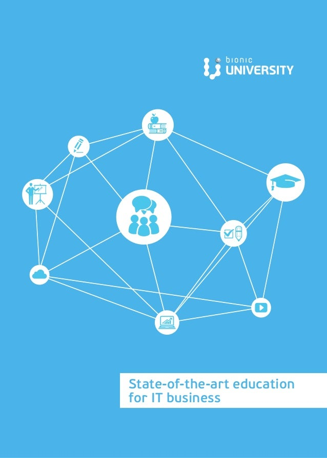 va Ja  State-of-the-art education for IT business