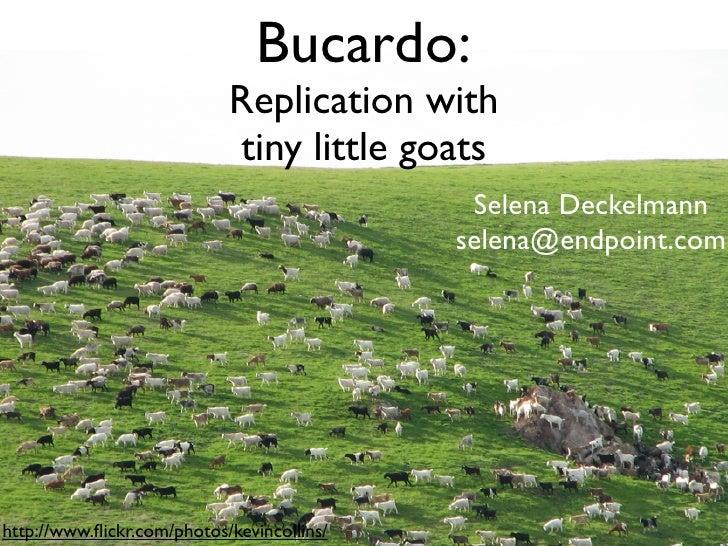 Bucardo