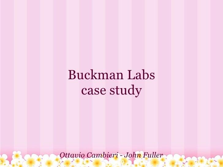 Buckman Labs