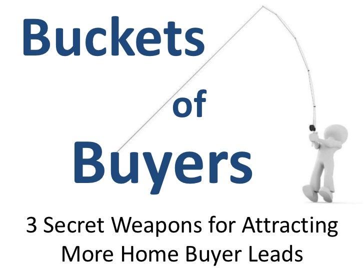 Buckets of Buyers Presentation
