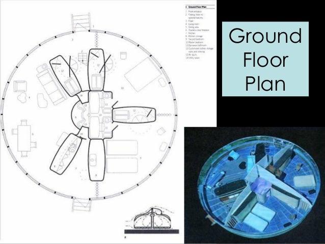 Dymaxion House Plan