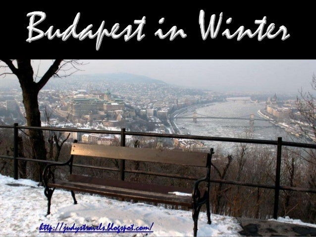 BUDAPEST IN WINTER