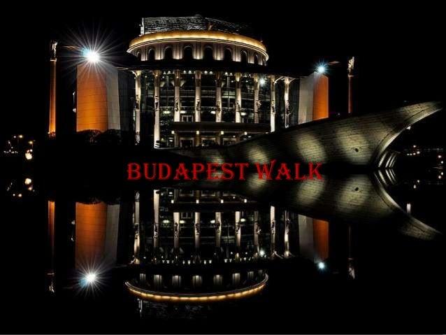 Budapest walk