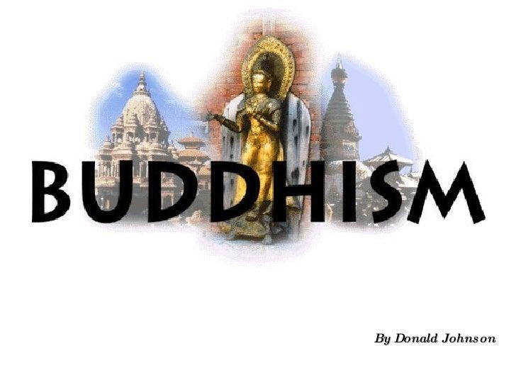 Buddhism By Donald Johnson