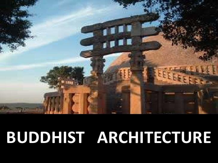 Buddhist architectue
