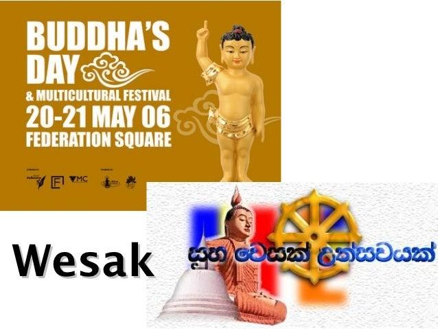 Buddhist festivals