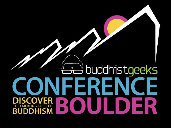 The 2nd Buddhist Geeks Conference took place9-11 August 2012 in Boulder, Colorado.This presentation contains graphic recor...