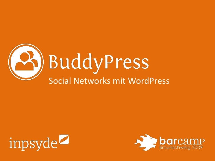 Social Networks mit WordPress
