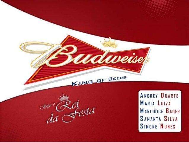 Trabalhos Budweiser