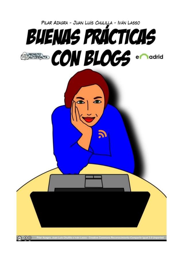 Buenas practicas blogs