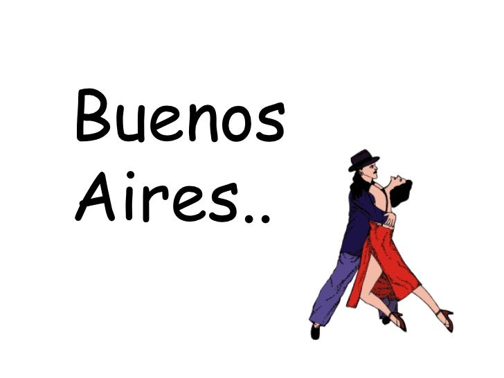 Buenos Aires..