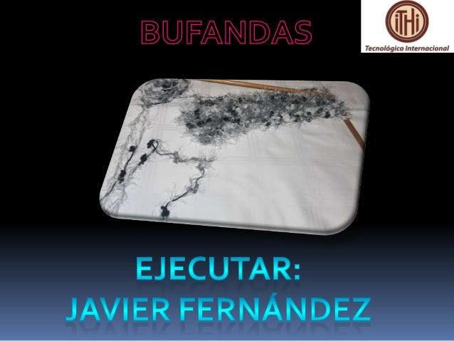 Bufandas