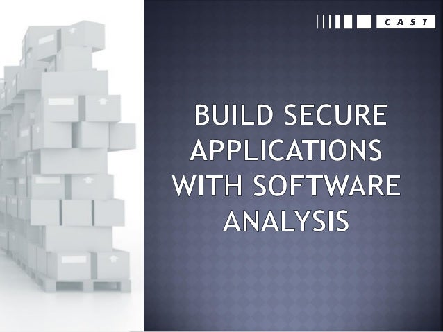 Despite the fact that application security has become an increasingly major concern in recent years, many application deve...