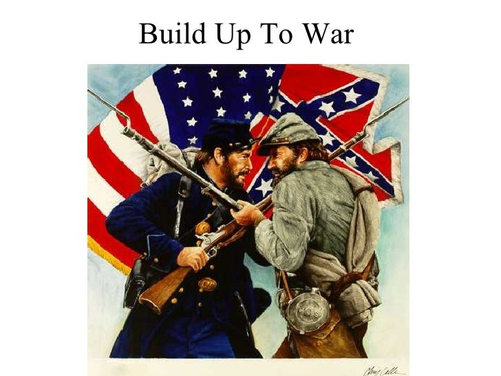 Build Up To War