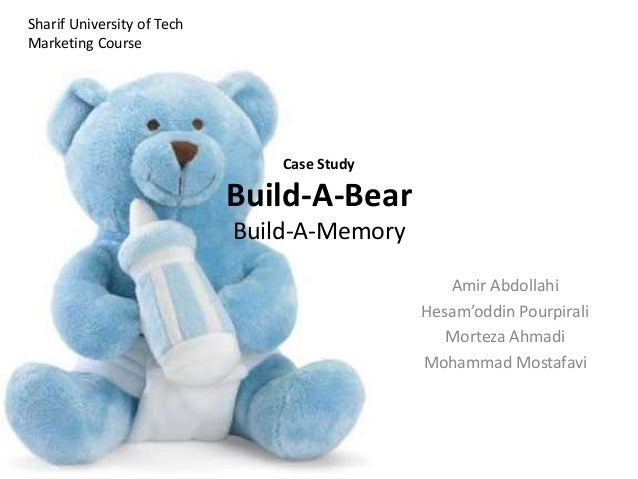 build a bear case study solution Mama bear case analysis it situation 3 problem statement 4 proposed solutions and alternatives 4 overview 4 erp 6 supply chain build-a-bear case study.