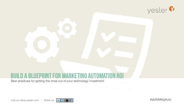 Building a-blueprint-for-marketing-automation