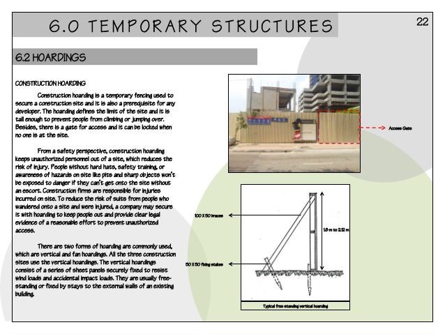 Temporary Structure Design Pdf