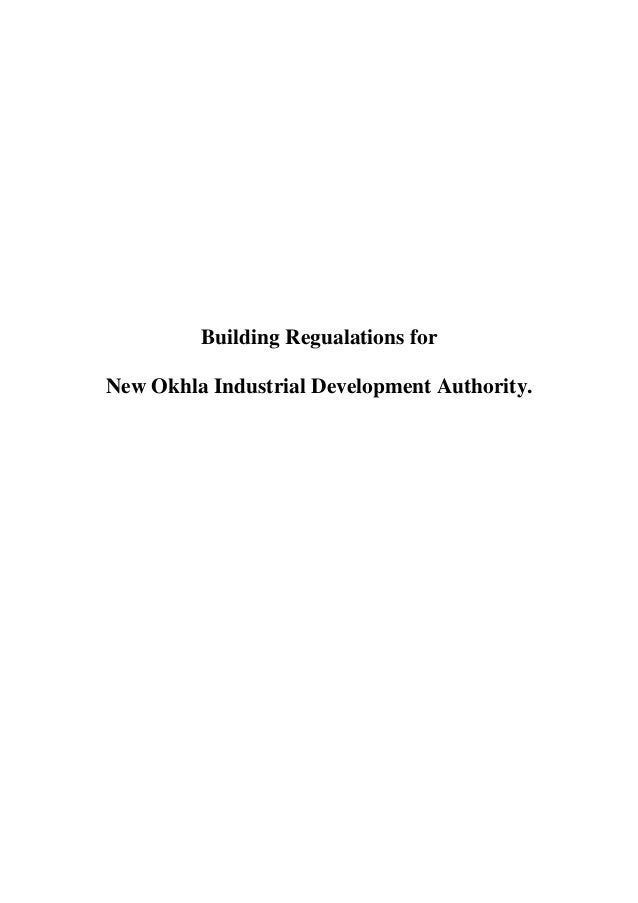 Building regualations-for-noida