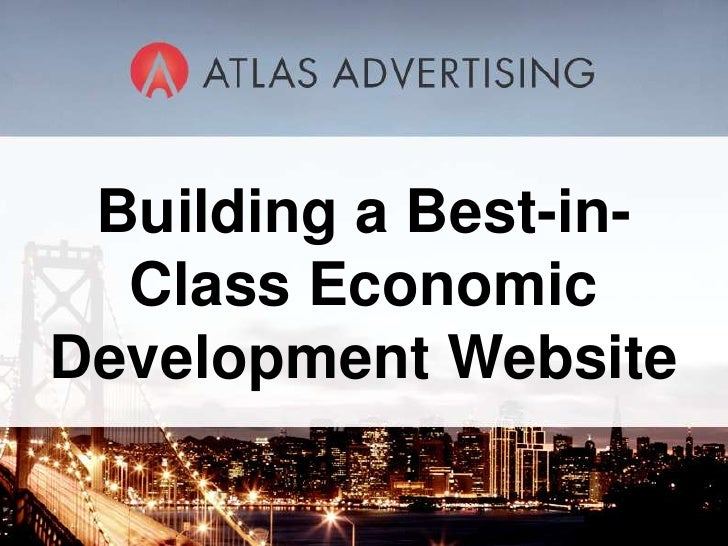 Northland Connection<br />Website Review and Agency Capabilities<br />Building a Best-in-Class Economic Development Websit...